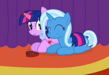 Twixie by The-Smiling-Pony