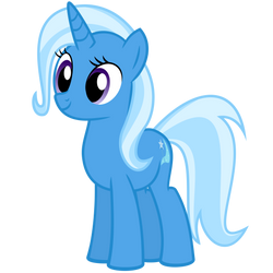 Trixie 1 by The-Smiling-Pony