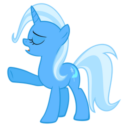 Trixie 4 by The-Smiling-Pony