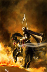 The Black Rider by Scott-Edward