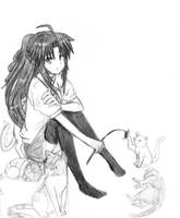 Taiga Grayscale by TaiKatsu05