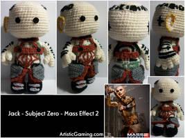 Jack - Subject Zero - ME2 by GamerKirei