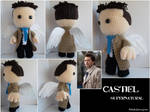 Castiel - Supernatural by GamerKirei