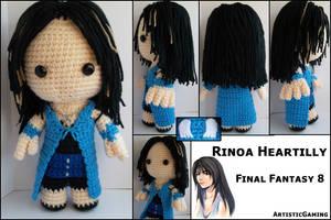 Rinoa Heartilly - Final Fantasy 8 by GamerKirei
