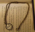 Muggle - Harry Potter Necklace by GamerKirei