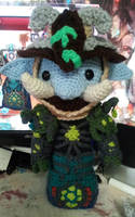 World of Warcraft - Troll Custom by GamerKirei