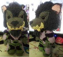 Worgen - World of Warcraft Custom by GamerKirei
