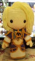 Jaina Proudmoore - World of Warcraft by GamerKirei