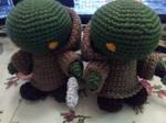 Free Tonberry Crochet Pattern - Final Fantasy by GamerKirei