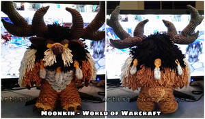Moonkin - World of Warcraft by GamerKirei