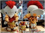 Vol'jin - World of Warcraft by GamerKirei