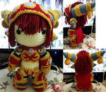 Alexstrasza - Crochet Pattern - World of Warcraft by GamerKirei