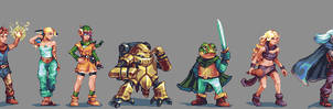 Chrono Trigger: Remake by Adcrusher524