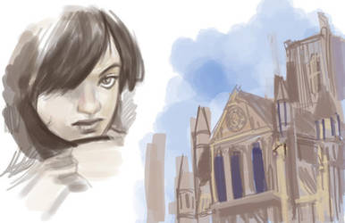 DD: doodles by ArcadiaRonin