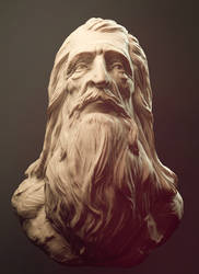 Mr. Beard. by guilemo