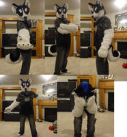Ajax Partial, Now With Arm Sleeves! by LoneWolf40