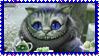 Cheshire Cat Smile Stamp by IcySkadi