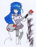 Art Trade-Firiella by Emo-Sasuke018