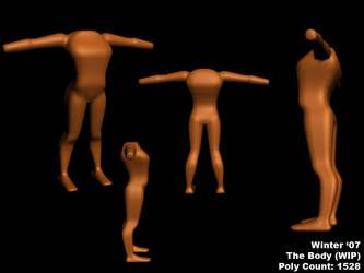 3D Body by death-jargin