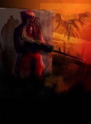 Deadeye: Pinned by death-jargin