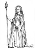 Baroness Isabella Cordallar by MatesLaurentiu