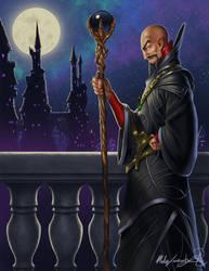 The Master by MatesLaurentiu