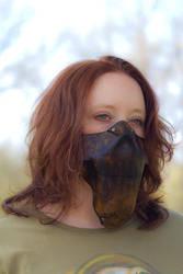 Handmade MC Leather Mask by OsborneArts