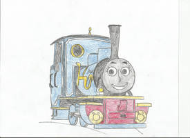 TTTE-Millie by metalheadrailfan