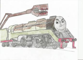 TTTE-Matthias the Demon Engine by metalheadrailfan