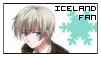 Iceland Stamp~ by SweetlyCanada