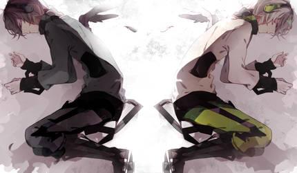 KONOHA IS ANGEL by Daenarys
