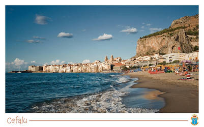 View of Cefalu by GPStrider