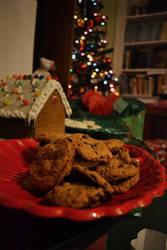 Christmas Cookies by Caleg0