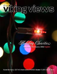 Viking Views December Cover by Caleg0