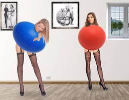 Bubble-Jackets! by paulm131