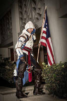 Connor Kenway by KimMazyck
