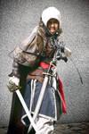 Edward Kenway cosplay by KimMazyck