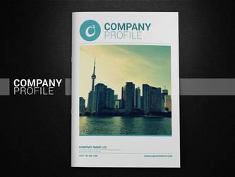 Company Profile by afizs
