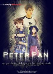[Poster] Peter Pan. by SakuraSilverMist