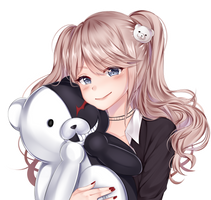 [+Video] Dangan Ronpa - Junko by BakaMinori