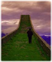 walking by wagelis