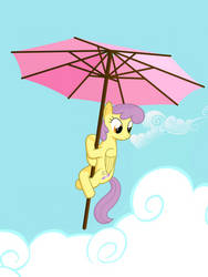 Parasol on a Parasol by Arvaus