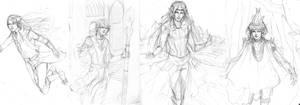 [Sketches]3 by Merodi90