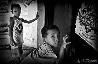 Naughty boys... by djati