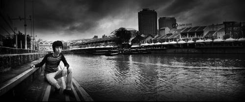 [RiP] Asyar in Clarke Quay Singapore by djati
