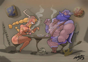 Barbarians by NeterG
