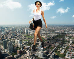Giantess Taylor Swift Boots In by dochamps