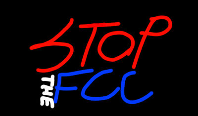 STOP THE FCC by Cumbria1983