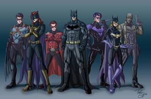 The New Batman Inc. by Nooby5