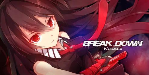 Break Down amv Poster by 17flip